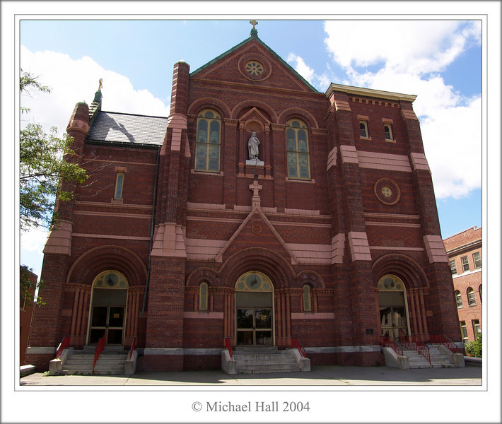 """""""Sacred Heart Church"""""""