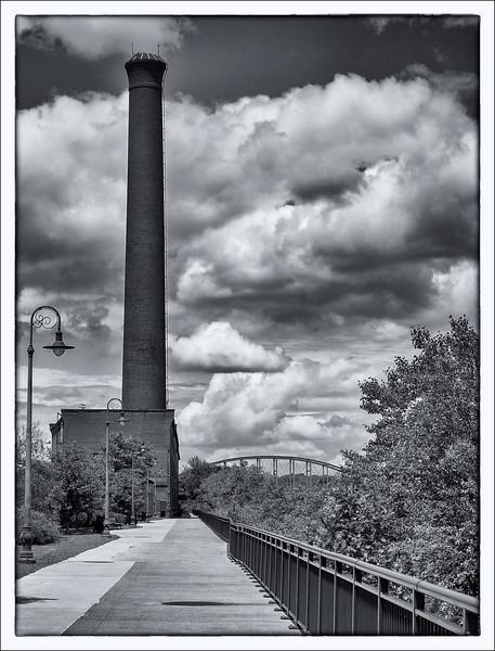 """""""Merrimack River Walkway"""""""