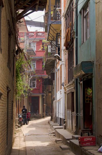 Patan Alley Patan, Kathmandu, Nepal