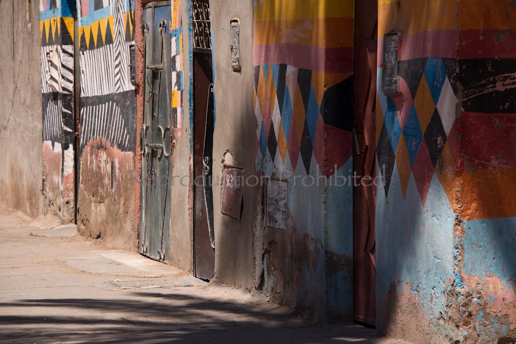 Wallcolor Marrakech Morocco April 2013