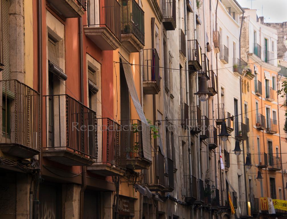 Colors Girona Spain May 2013