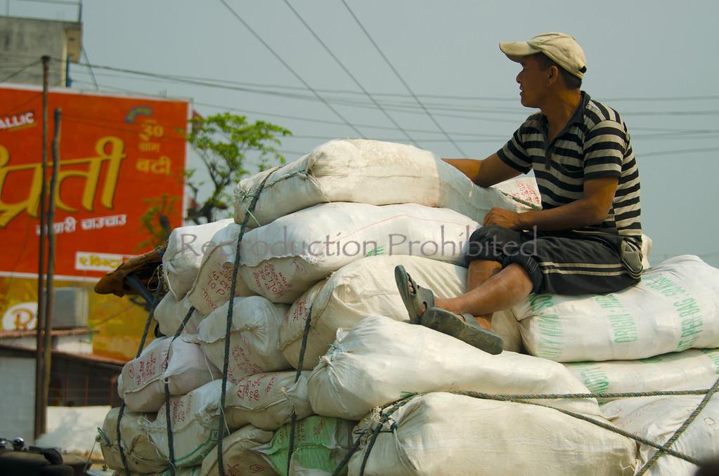 Cargo Captain Pokhara, Nepal