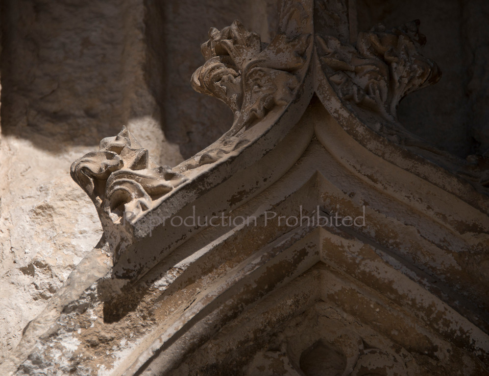 Ornate Girona Spain  May 2013