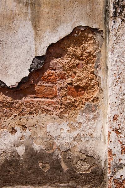 Old Wall Bhaktapur, Nepal