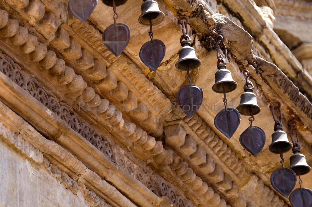Temple Bells Bhaktapur, Nepal
