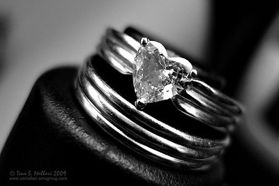 Wedding & Engagement Ring #2