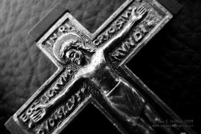 Crucifix Macro