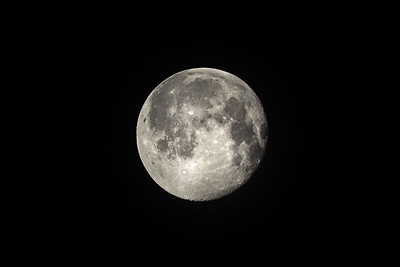 The Moon - July 2nd, 2015