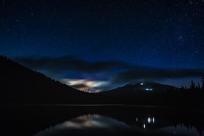 Mt Hood from Trillium Lake, OR
