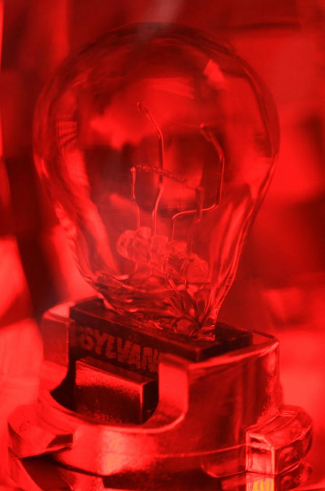 Ford FocusTail light bulb