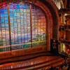PALACIO DE BELLAS ARTES - TIFFANY CURTAIN