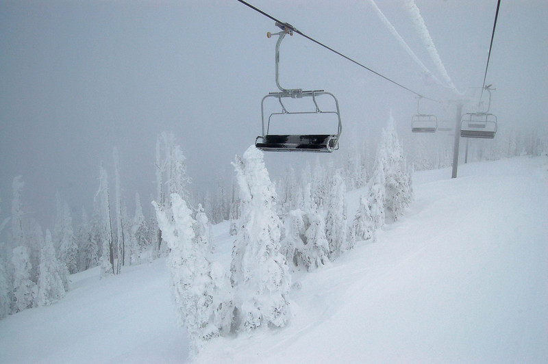Whitefish Mountain Resort - Whitefish, Montana