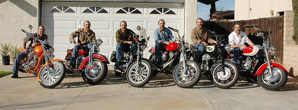 ME AND FRIENDS ON OUR MOTORCYCLES