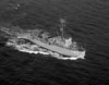 USS Falcon (MSC-190)<br /> <br /> Date: November 1958<br /> Location: Hampton Roads VA<br /> Source: Nobe Smith - Atlantic Fleet Sales