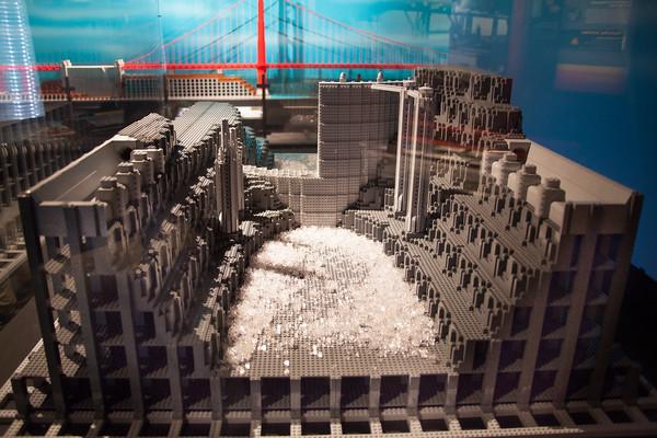 MSI Lego Exhibit