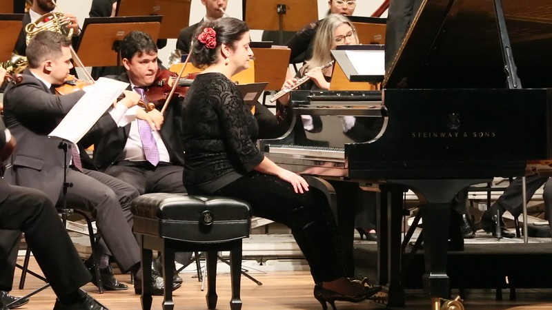 Mozart Concerto 21, 3rd Movement