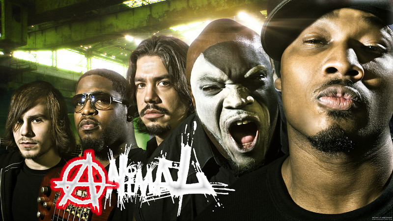 """""""ANIMAL""""  Chicago-based Rap-Rock or """"Rage Rap"""" group  (from right to left)  Tre Gator - Lead Vocals Anthony Capers a.k.a. """"Big Ant"""" - Drums Ed Gerber a.k.a. """"Todesco"""" - Guitar Jonathan """"Cave Man"""" Sanders - Bass Mike Bradica - Guitar  Animal's Website:  http://REVERBNATION.COM/TREGATORANIMAL  <a data-pin-config=""""above"""" href=""""//pinterest.com/pin/create/button/?url=http%3A%2F%2Fwww.mwphotoandfilm.com%2F&media=http%3A%2F%2Fwww.mwphotoandfilm.com%2FPhotography%2FMUSICIANS-BANDS%2FANIMAL-Poster-Shoot%2F22429395_vkSvsF%23!i%3D1793100293%26k%3DGgB4mtf&description=Next%20stop%3A%20Pinterest"""" data-pin-do=""""buttonPin"""" ><img src=""""//assets.pinterest.com/images/pidgets/pin_it_button.png"""" /></a>"""