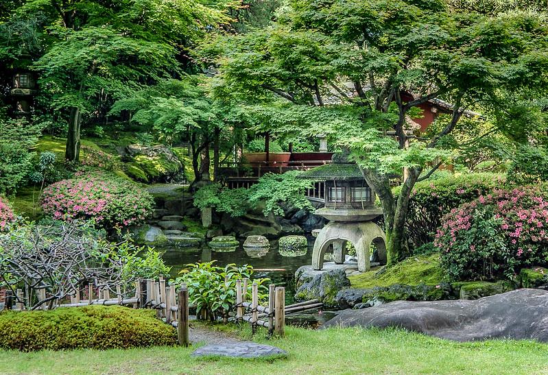 Kyoto Heian Hotel Garden
