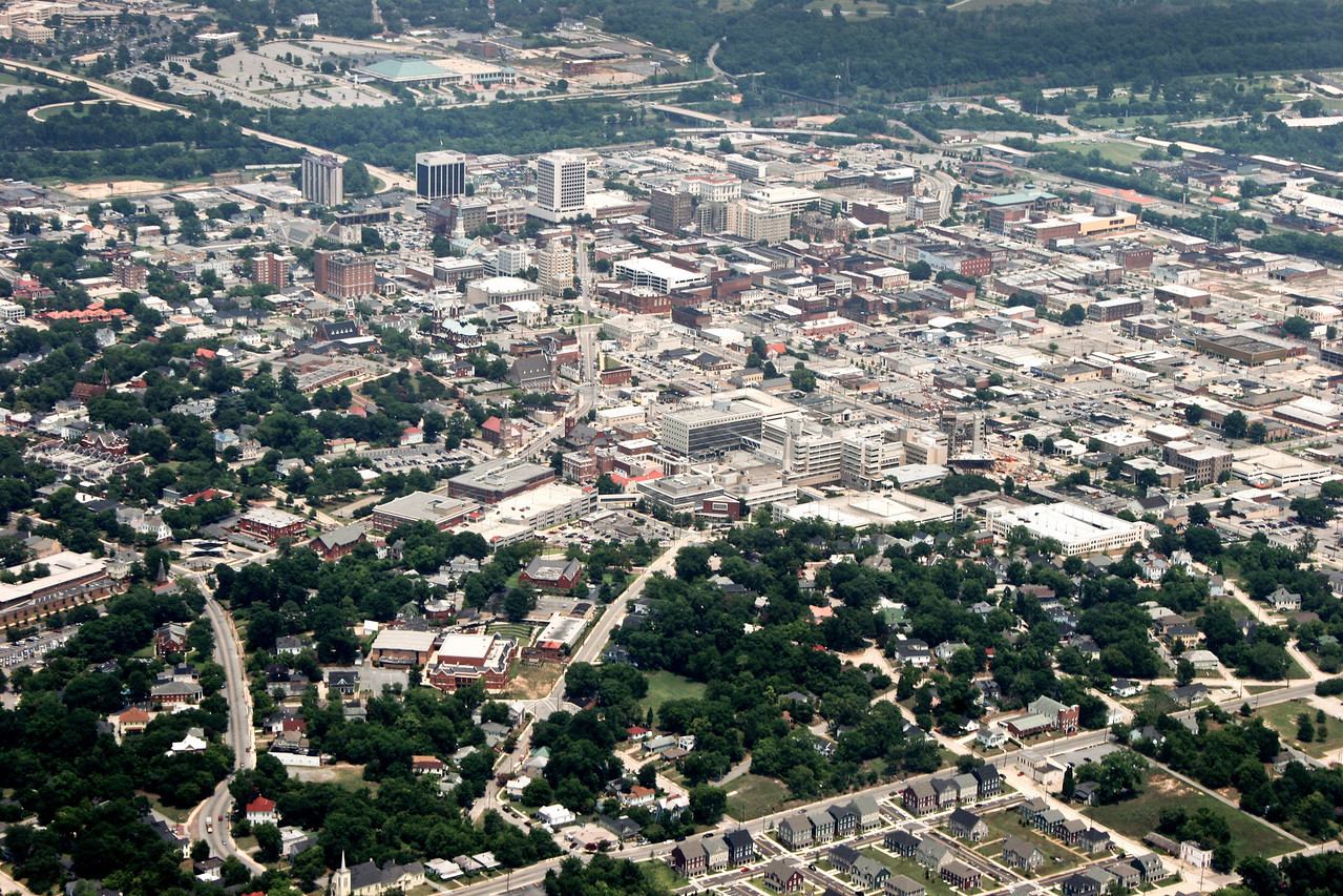 a)Macon from air