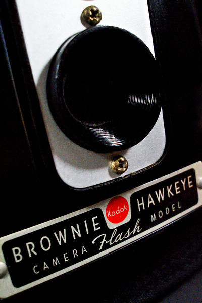 Brownie Hawkeye camera