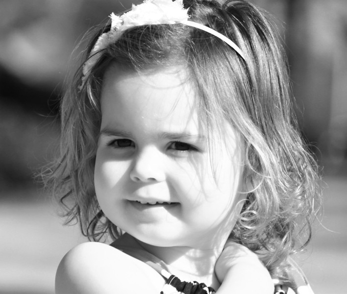 Madilyn Minier, my first child photoshoot!