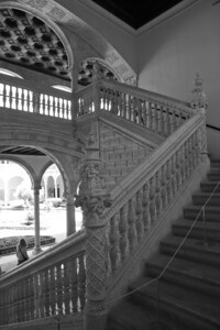 Staircase, San Juan de los Reyes Monastery, Toledo