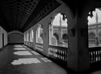 Corridor, San Juan de los Reyes Monastery, Toledo