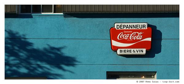 Coca-Cola, Biere & Vin  Ref. 26