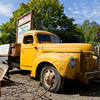 Old Yellow Truck