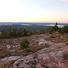 Cadillac Mountain at Sunset