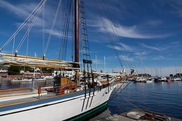 Set to Sail