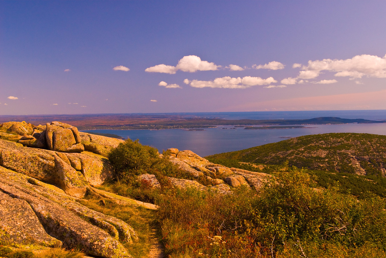 Cadillac Mountain IV