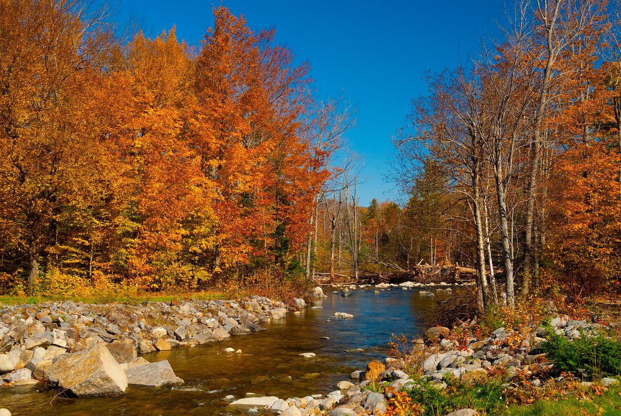 Fall Carrabassett View