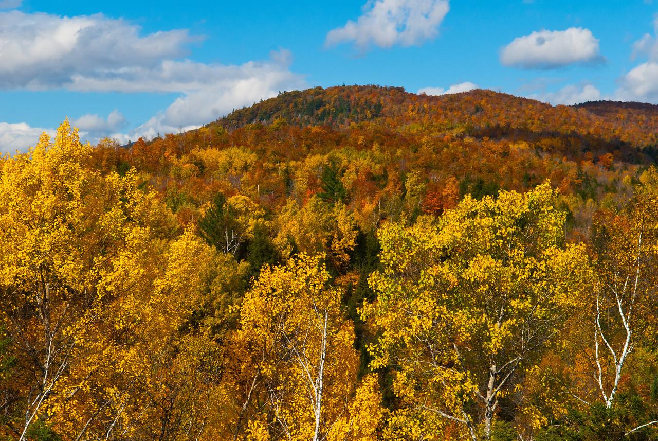Ira Mountain Fall