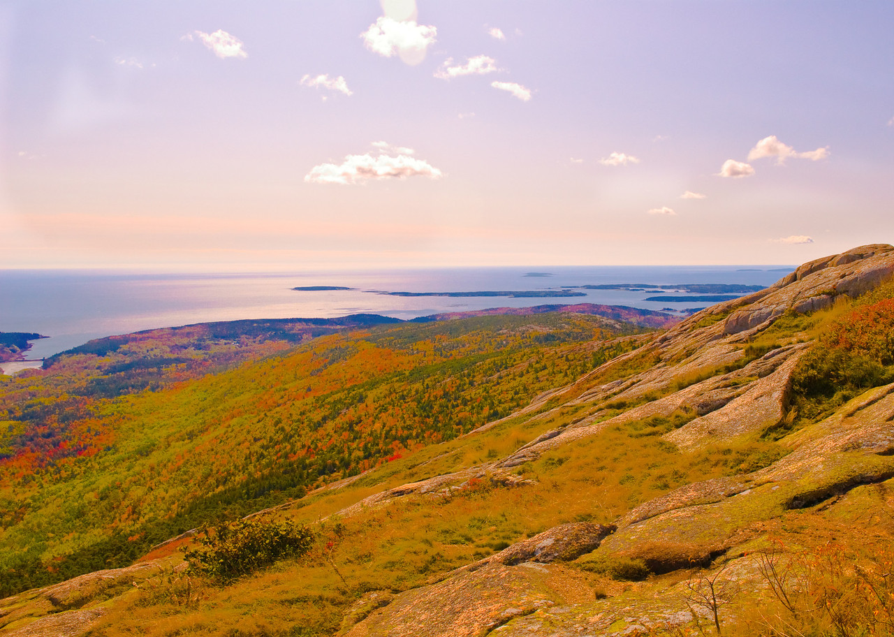 Cadiallac Mountain III