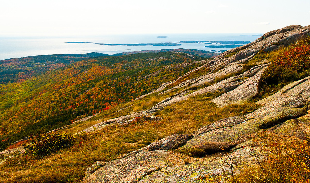 Cadillac Mountain View II