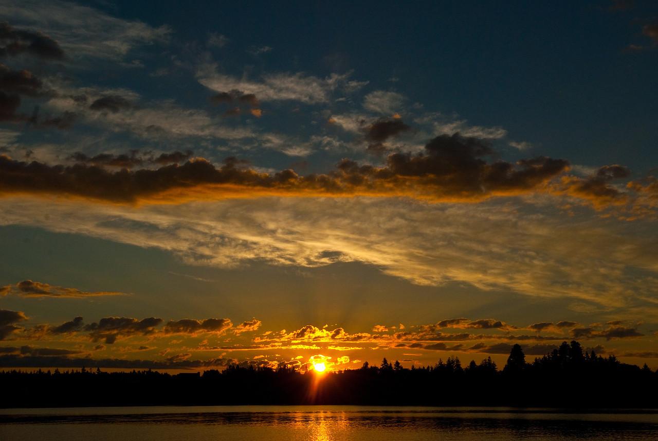 Kennebec River Morning