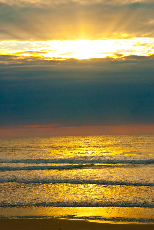 Moody Beach Morning