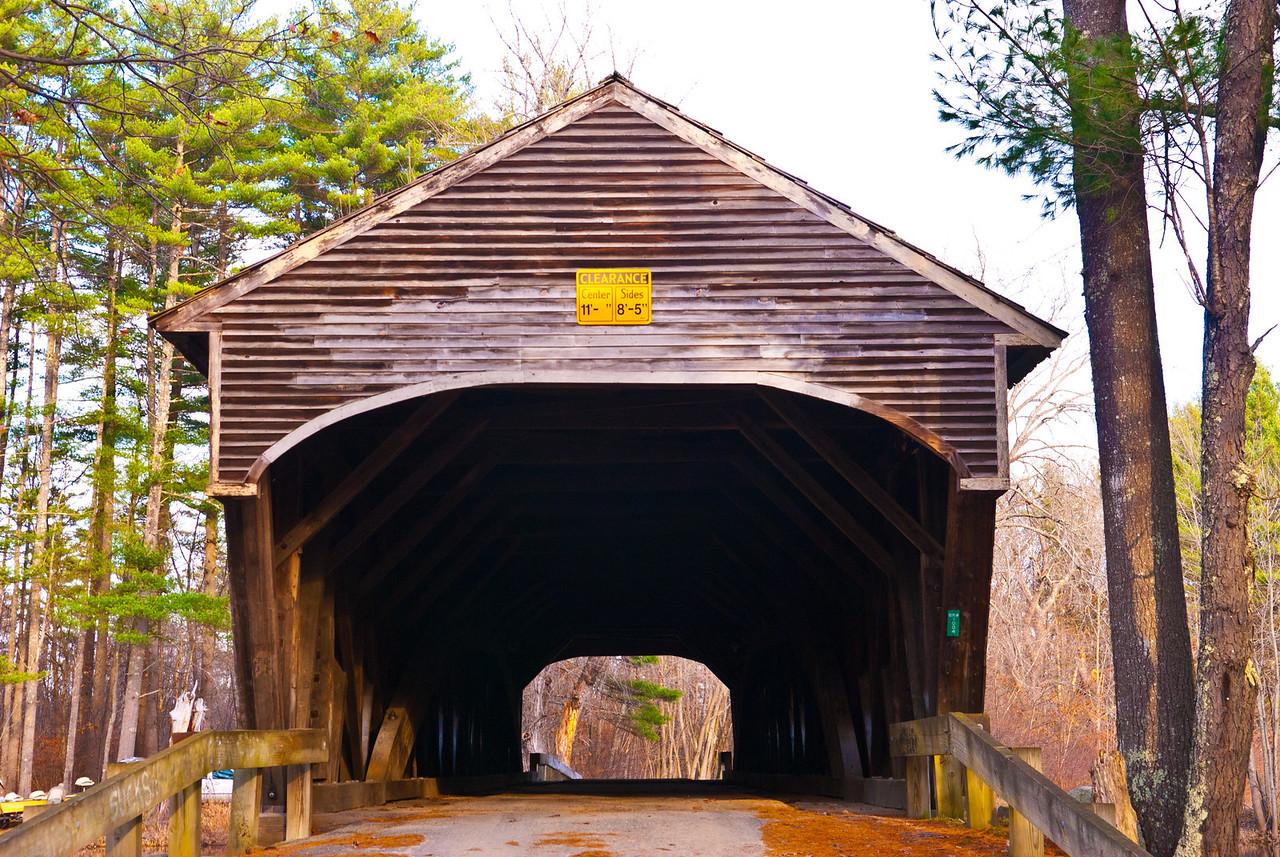 Wooden Bridge I