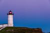 The Nubble Lighthouse, Twilight