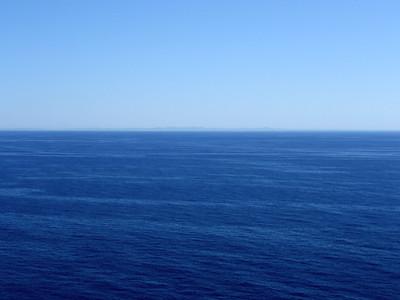 Menorca from Mallorca's Faro