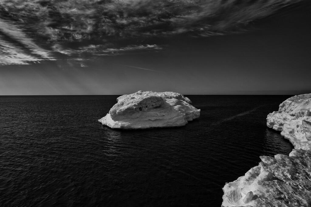 Spring break, Lake Superior