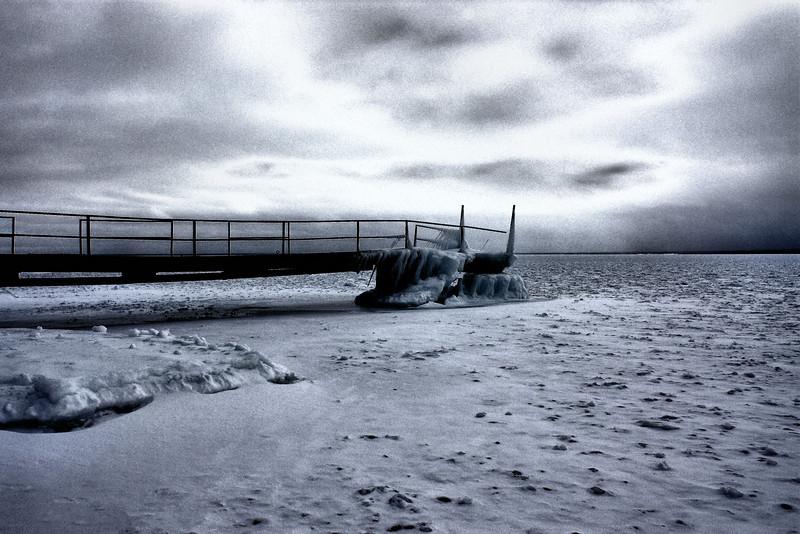 Lake Superior Winter.