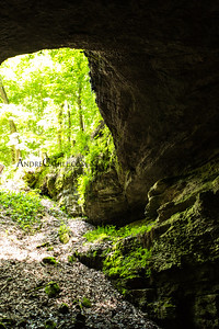 Main entrance to Mammoth Cave