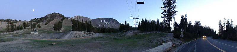 Mammoth at Night 9