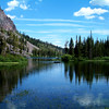 Lakes in Mammoth