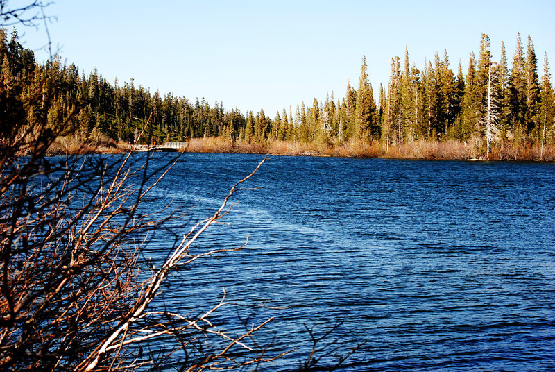 Twin Lakes at Mammoth Lakes CA 2