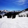 Mammoth Lakes Ski Run in California 2