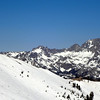Ski Slopes at Mammoth Mountain in California 3