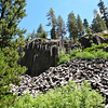 Devil's Post Pile National Monument 3 near Mammoth